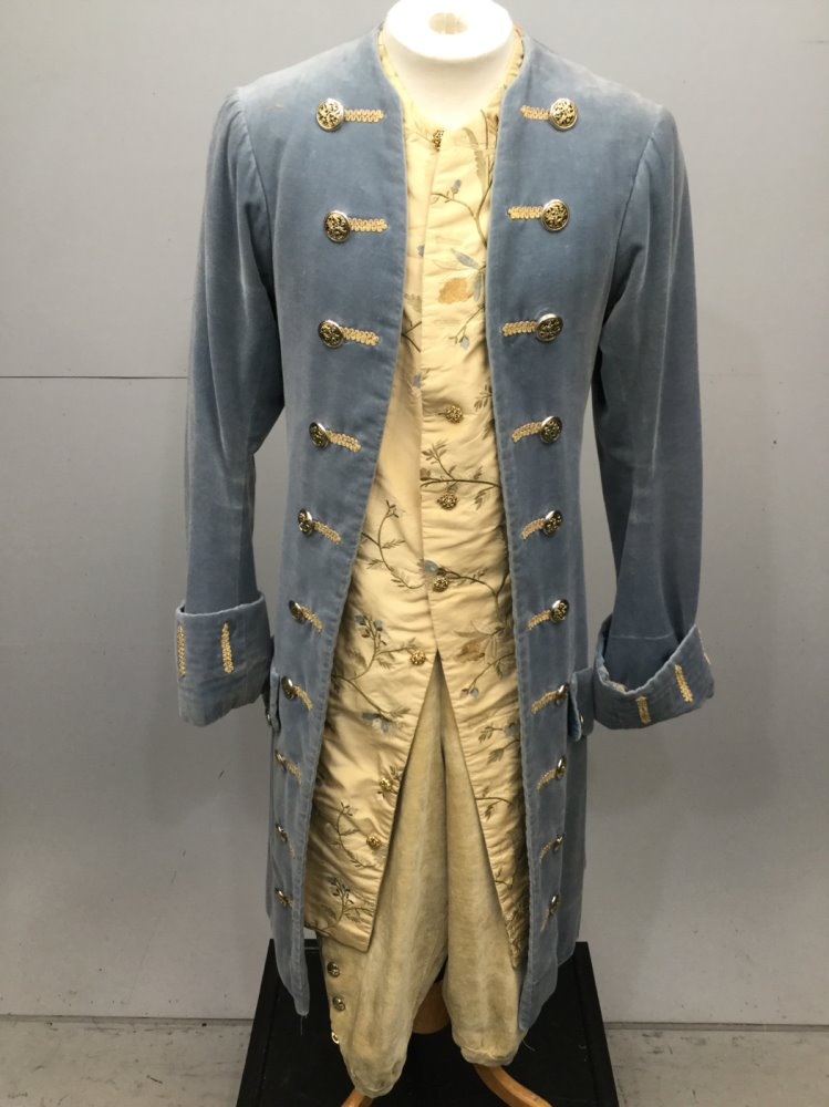 18th Century Vest 18th Century Men S Men C40 Beige Sage