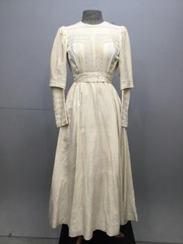 19th Century Day Dresses