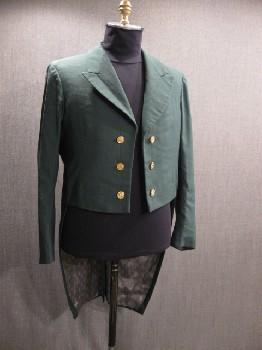 19th century coat early 19th century